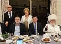 מסיבת יום ירושלים בהשתתפות ראש עיריית יאסי